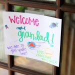 Welcome Grandad