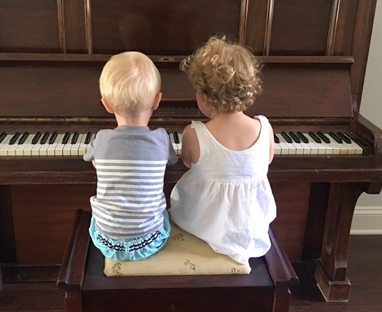 chase lily piano