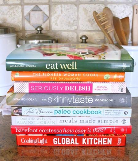 Favorite Easy Cookbooks