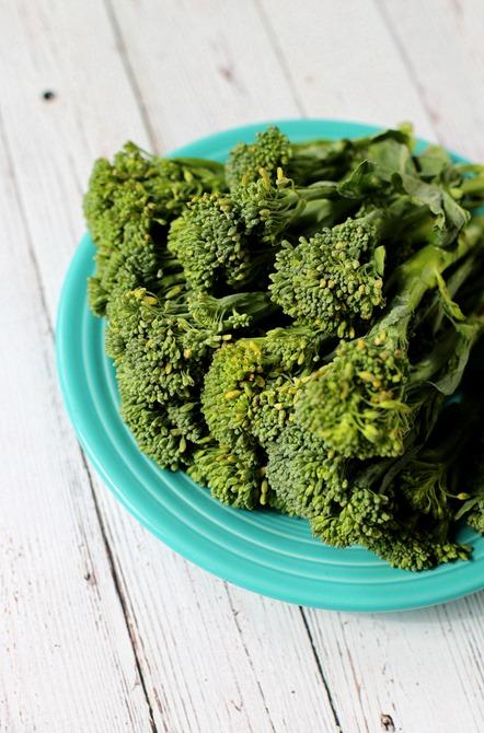 Healthy Broccolini Recipe