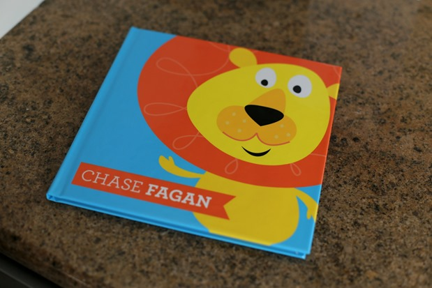 Customized Name Children's Book