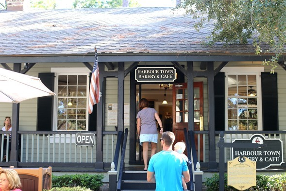 Harbour Town Cafe