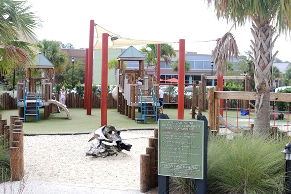 Shelter Cove Park