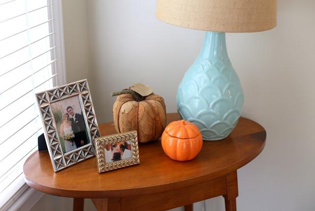 fall decorating