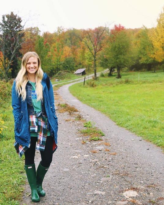 stonyfield blogger trip