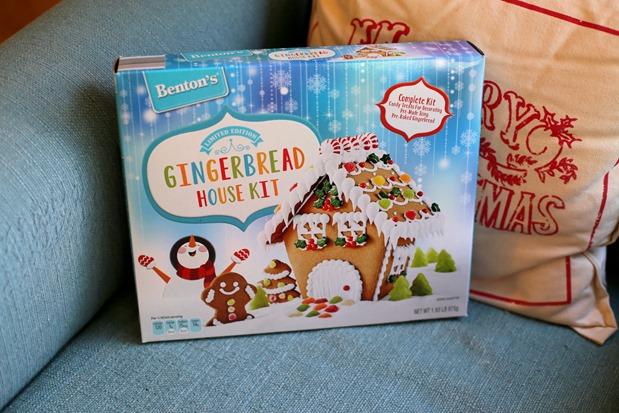 Gingerbread House ALDI
