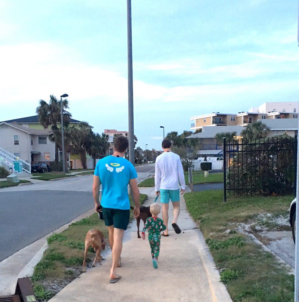 Jax Beach Walk