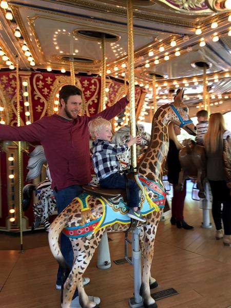 Merry Go Round Zoo