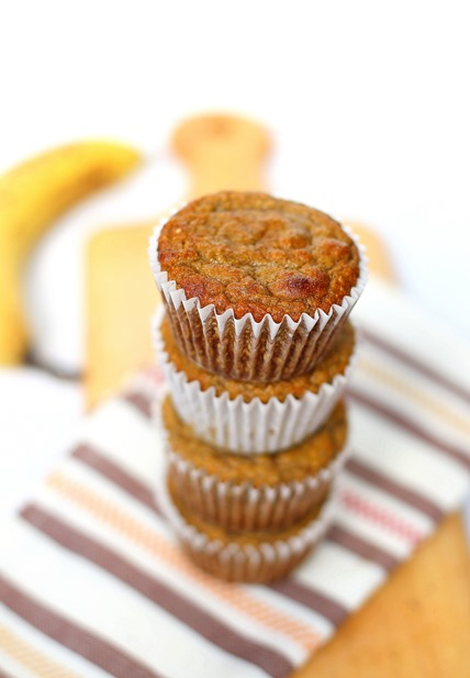 Paleo Blender Muffins Recipe