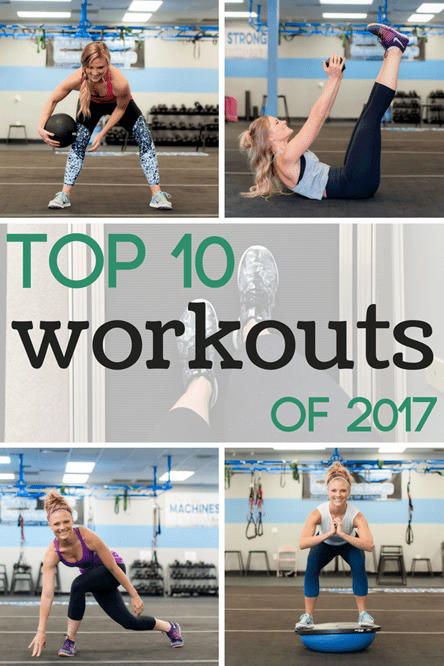 Top Fitness Blogger Workouts