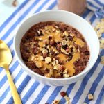 Triple Chocolate Protein Oatmeal