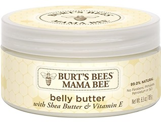 burts bees belly butter