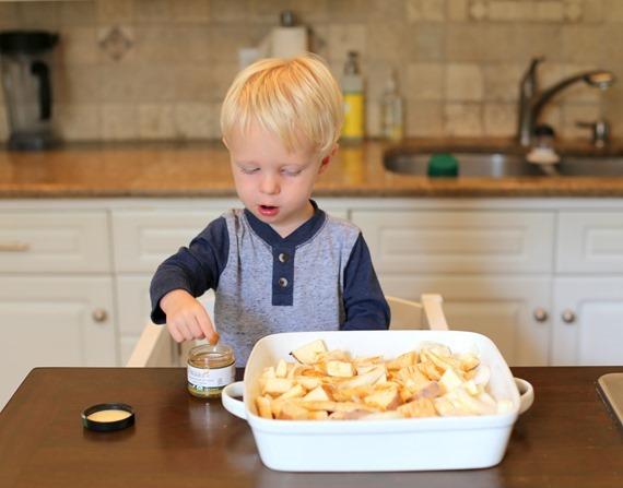 toddler kitchen helper stand