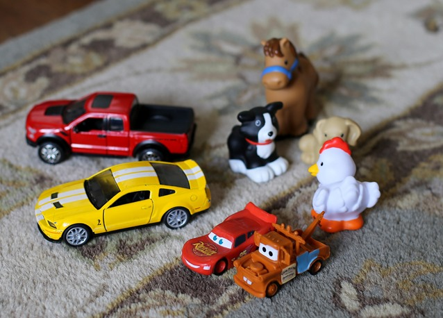 Cars Trucks Animals for Toddlers