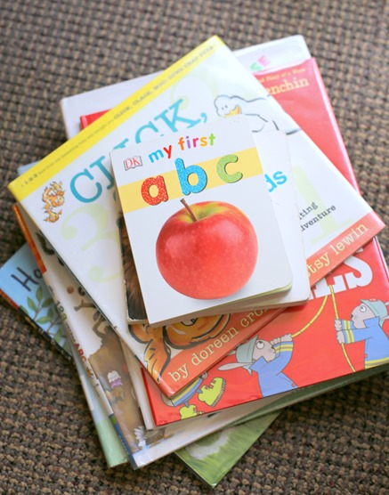 Library Books for Toddlers