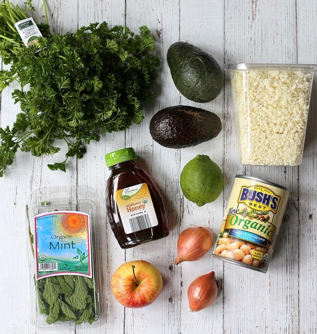 Simple Vegetarian Meal Plan