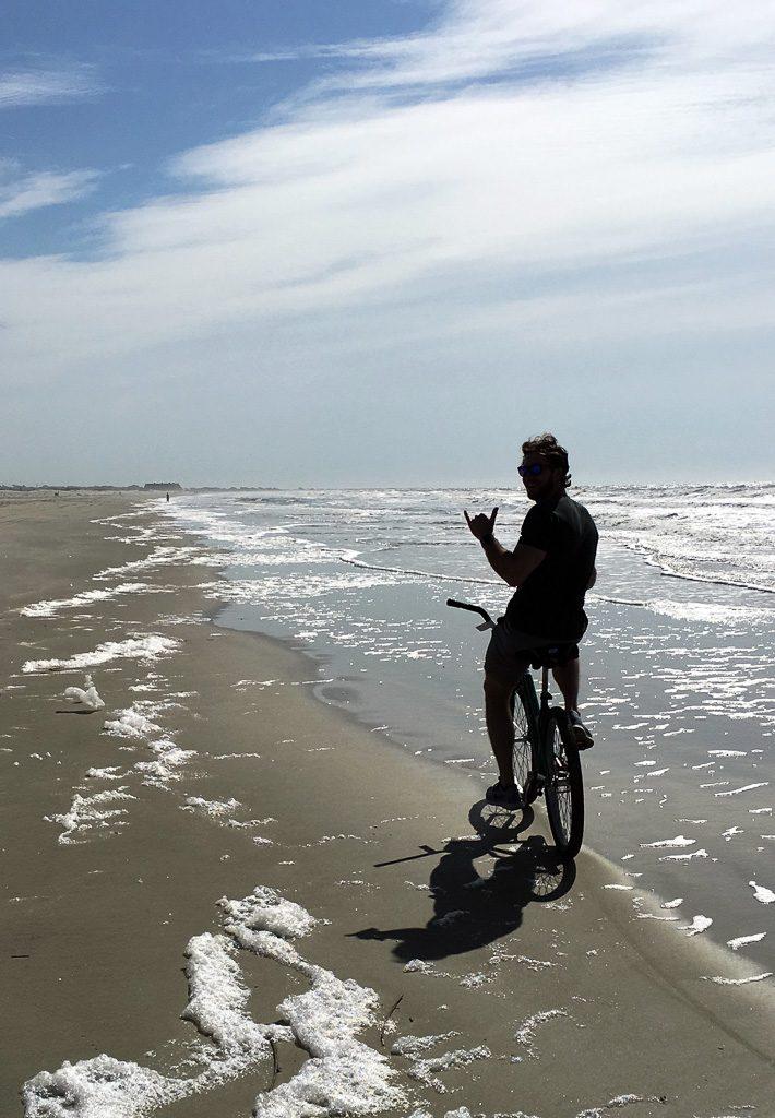Kiawah Island Biking