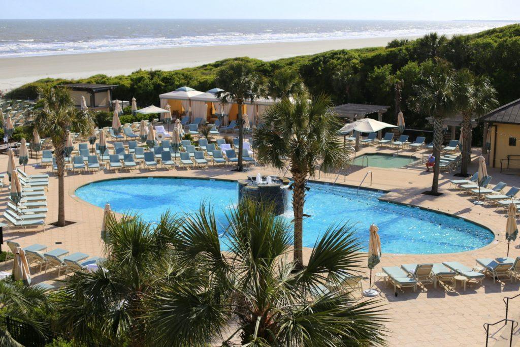 Sanctuary Hotel Pool
