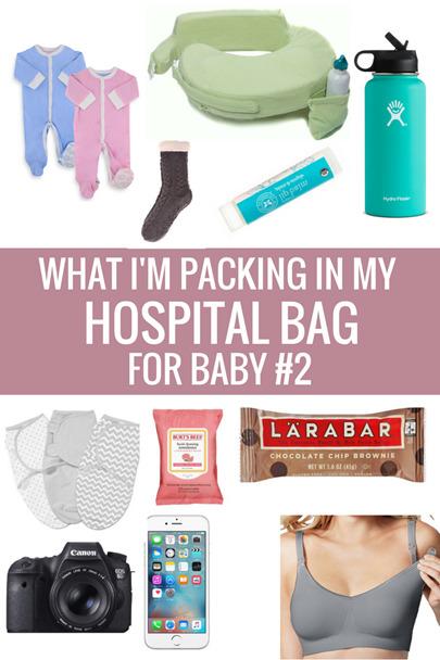 携带物品在医院袋婴儿
