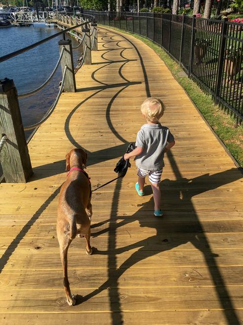 Chase Sadie Boat Dock