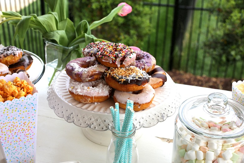 Duck Donuts Party