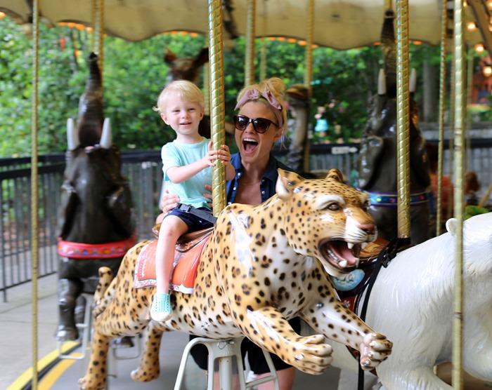 North Carolina Zoo Toddler