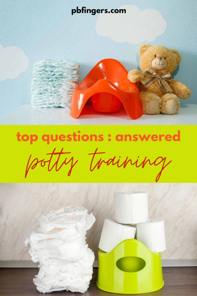 Potty Training Q&A