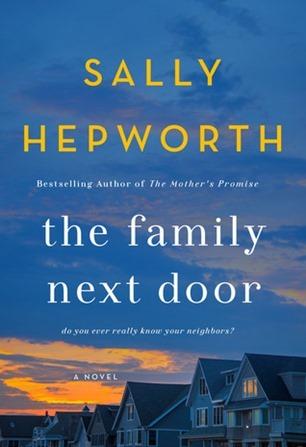 the family next door sally hepworth