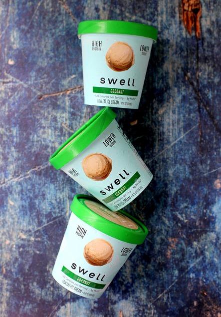 Swell Coconut Ice Cream