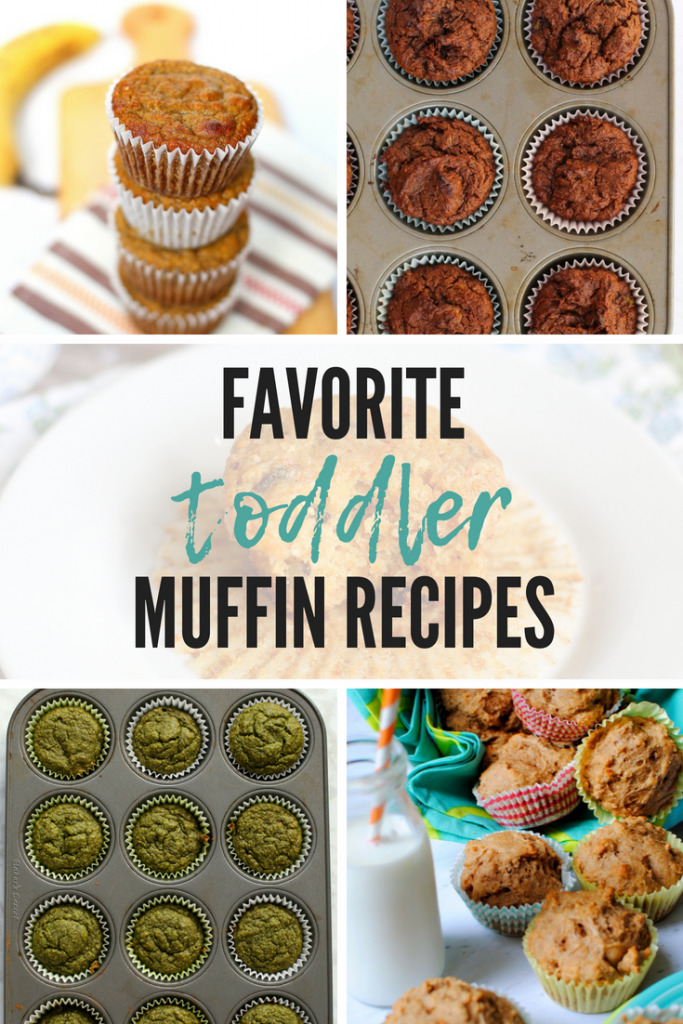 Favorite Toddler Muffin Recipes