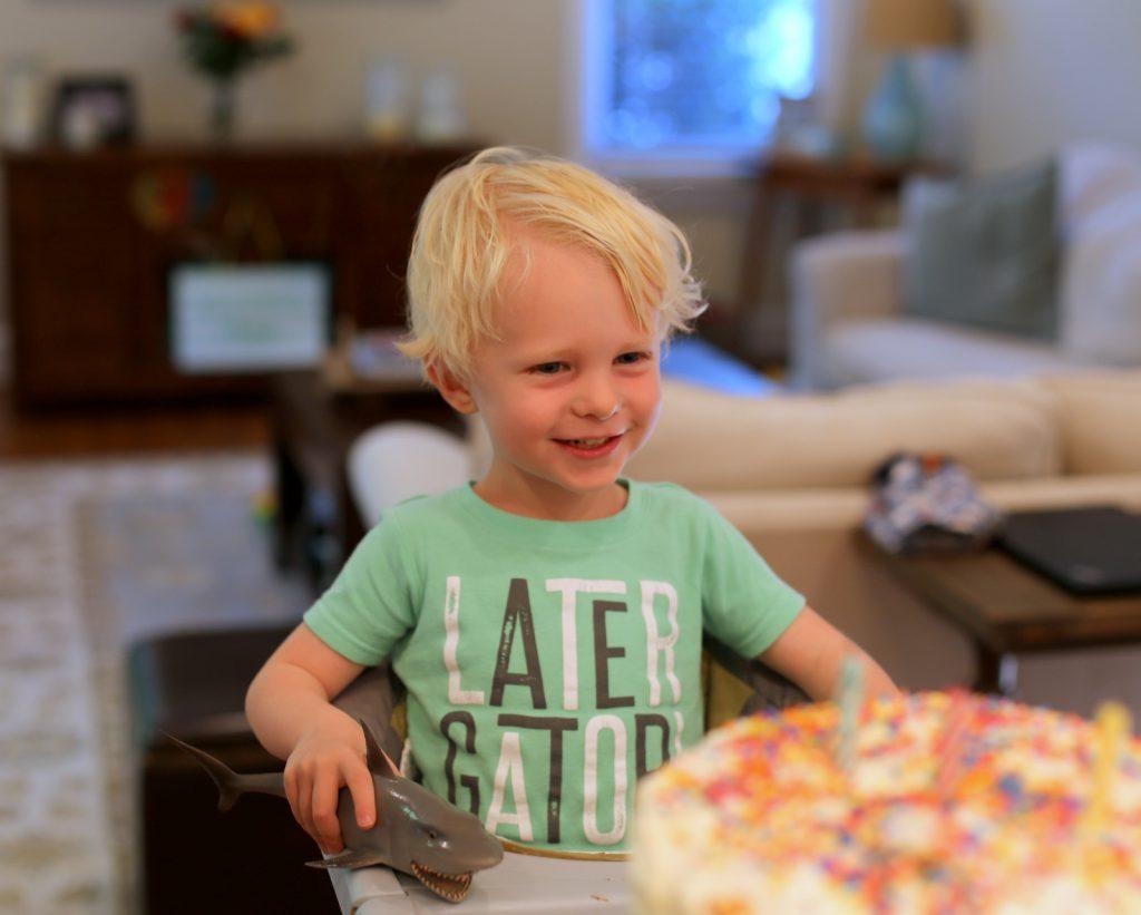 chase birthday cake