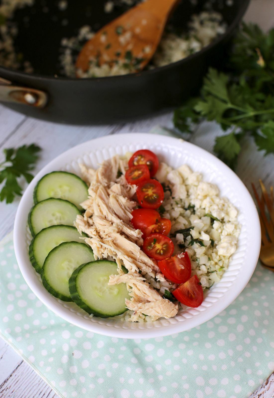 Copycat Zoe S Kitchen Cauliflower Rice