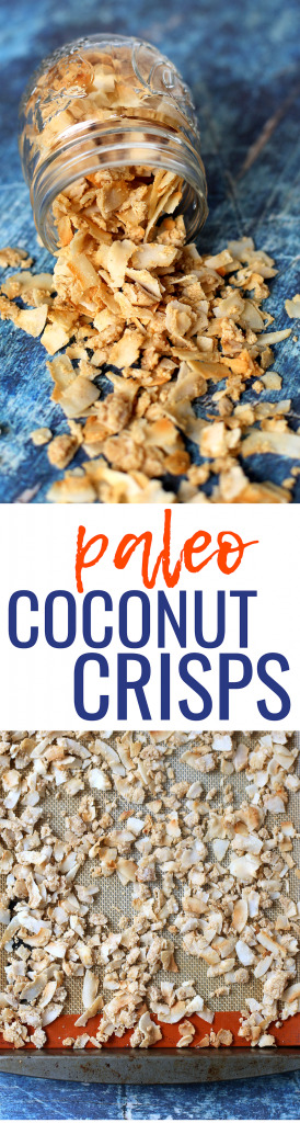 Paleo Coconut Crisps