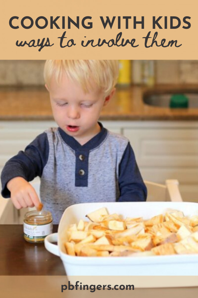 Ways to Involve Kids in Cooking