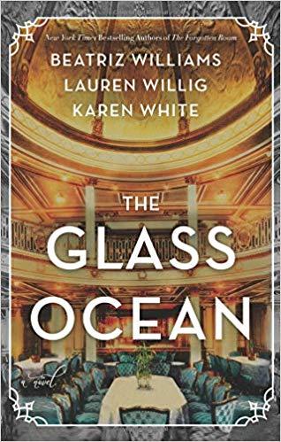 The Glass Ocean Book