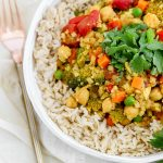 Vegetarian Chickpea Curry