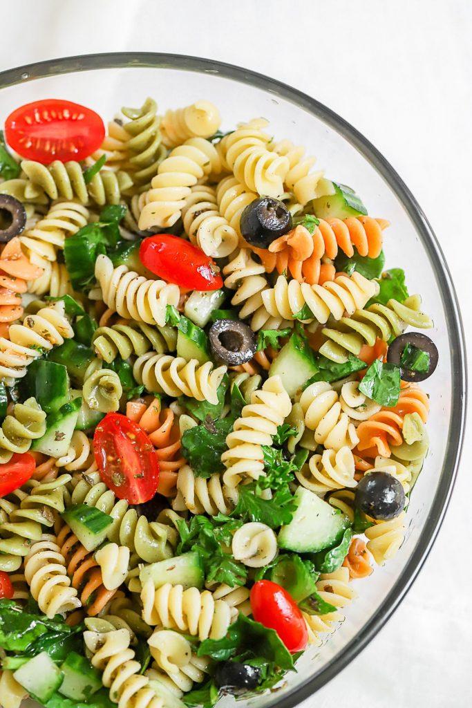 Simple Summer Pasta Salad
