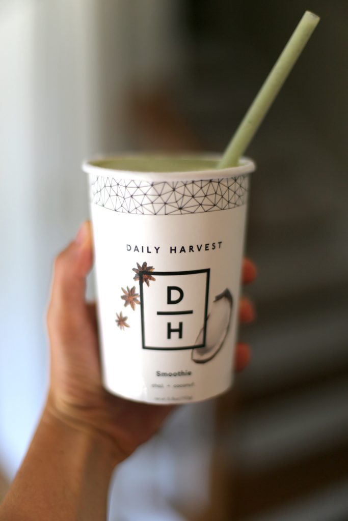 daily harvest chai smoothie