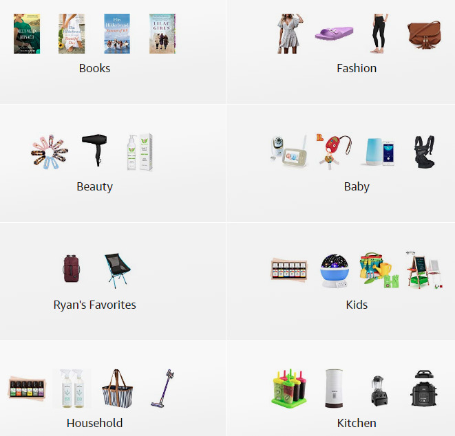 PBFingers Amazon Store