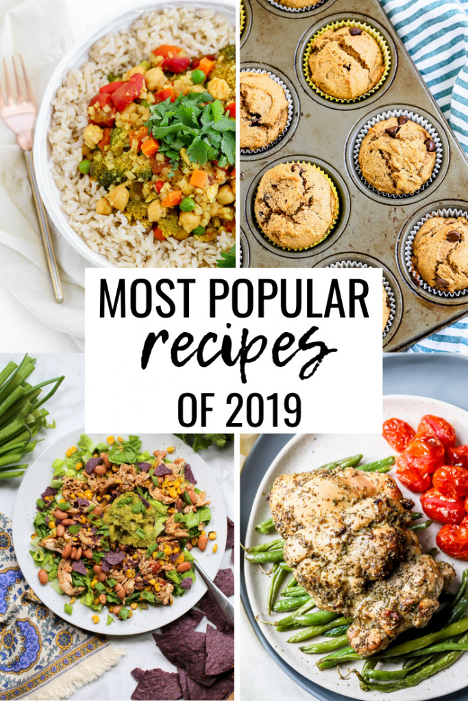 Most Popular Recipes of 2019