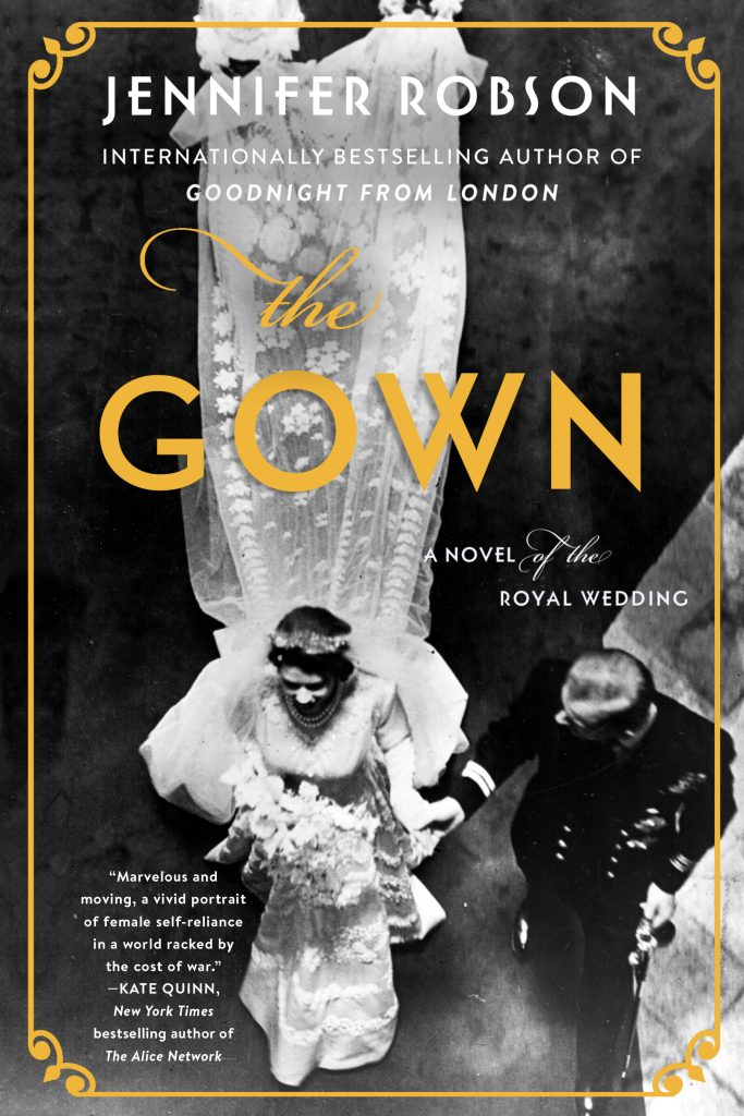 the gown jennifer robson