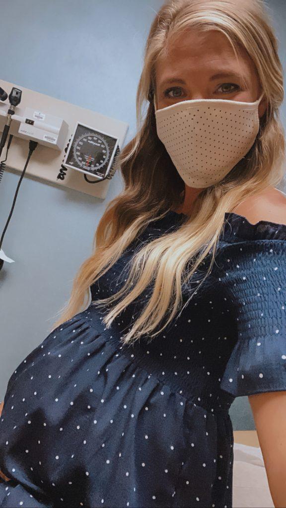 36 week prenatal appointment