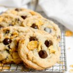 Chocolate Chip Corn Flake Cookies