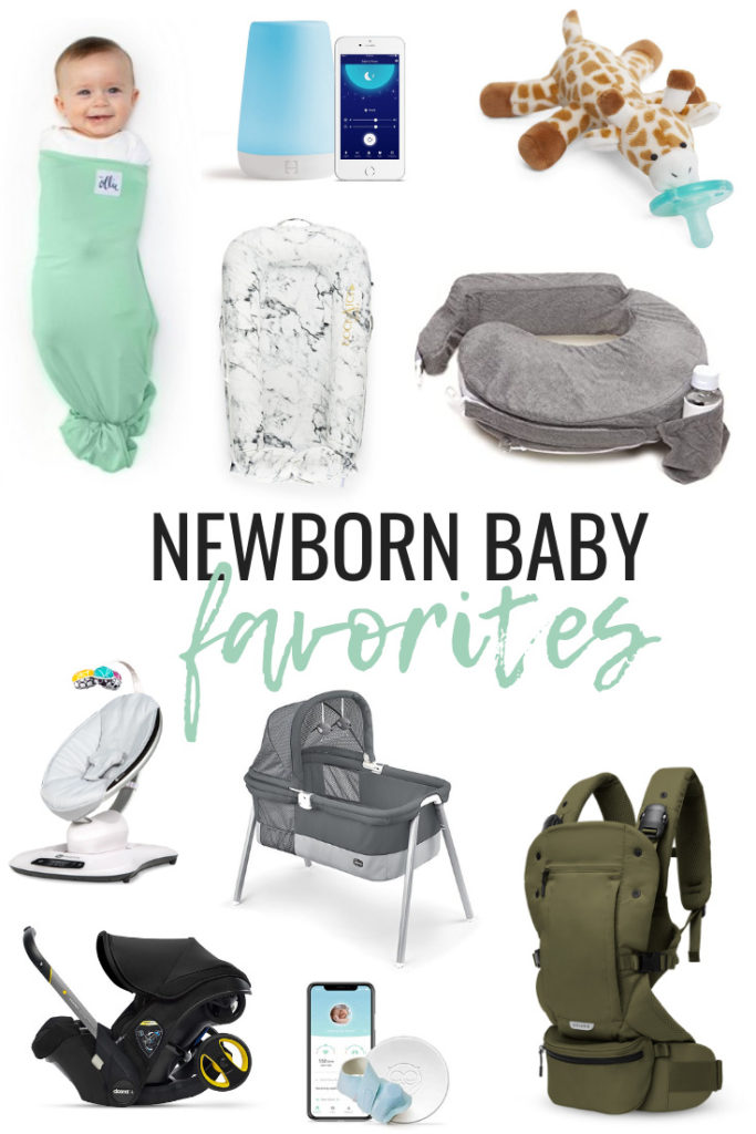 Newborn Baby Must Haves