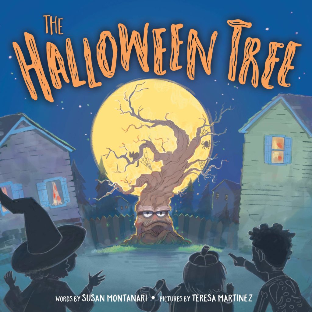 Halloween Tree book
