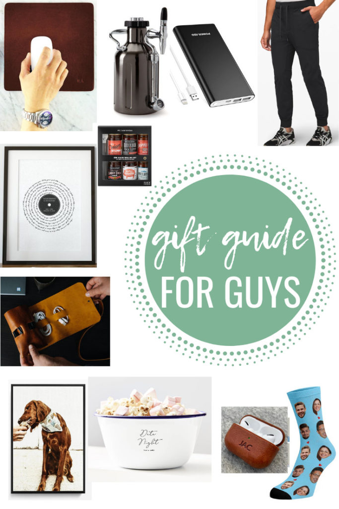 Gift Guide for Guys