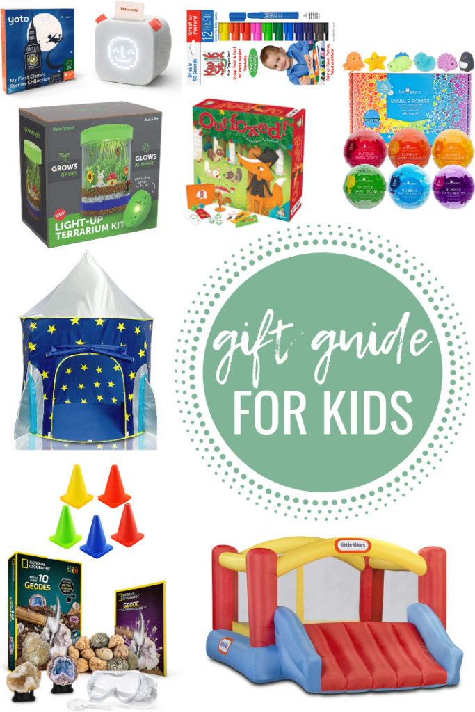 Gift Guide for Kids Ages 4 - 6