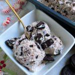 Peppermint Cookies n Cream Ice Cream