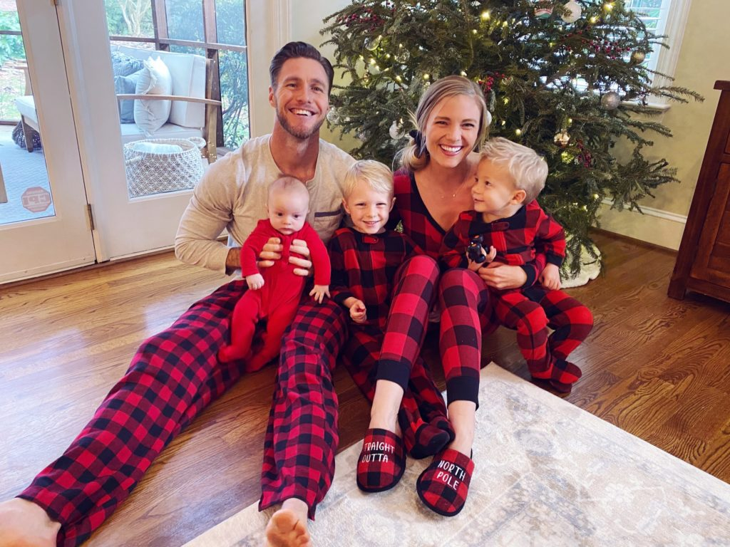 Christmas 2020 Ryan Julie Chase Ryder Rhett