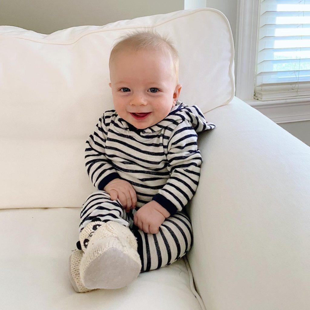 Rhett 5 months